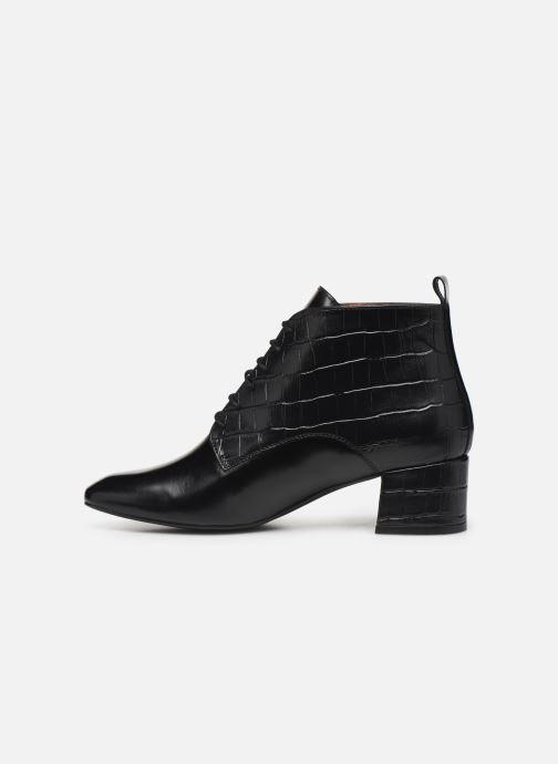 Bottines et boots Georgia Rose Territa Noir vue face