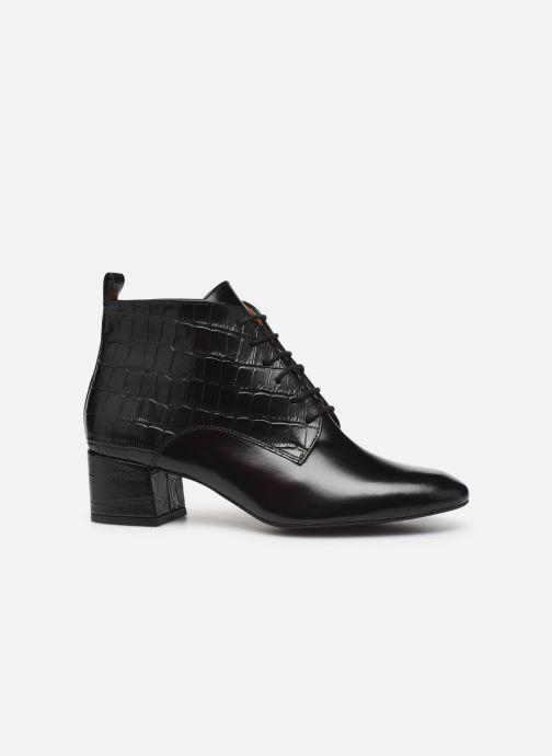 Bottines et boots Georgia Rose Territa Noir vue derrière