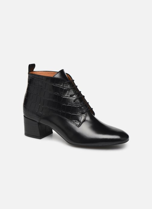 Boots en enkellaarsjes Georgia Rose Territa Zwart detail
