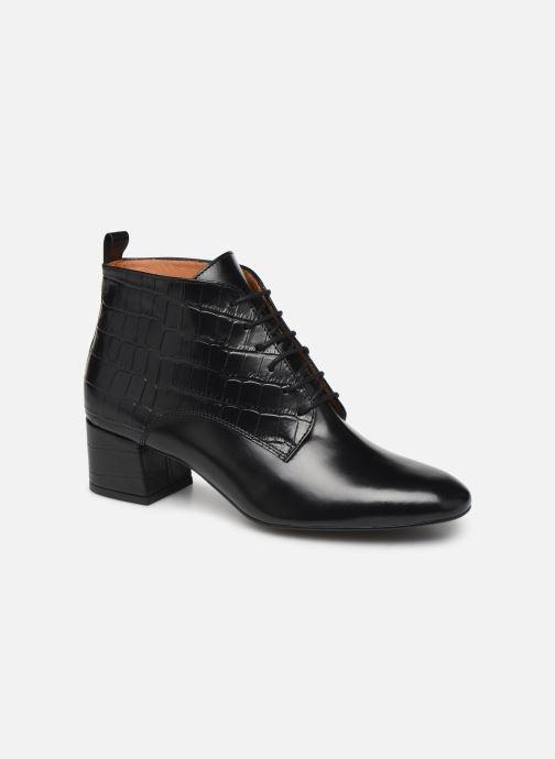 Bottines et boots Georgia Rose Territa Noir vue détail/paire
