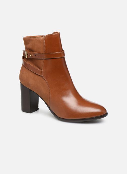 Bottines et boots Georgia Rose Tosca Marron vue détail/paire