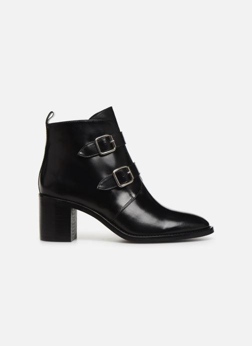 Bottines et boots Georgia Rose Tarocka Noir vue derrière
