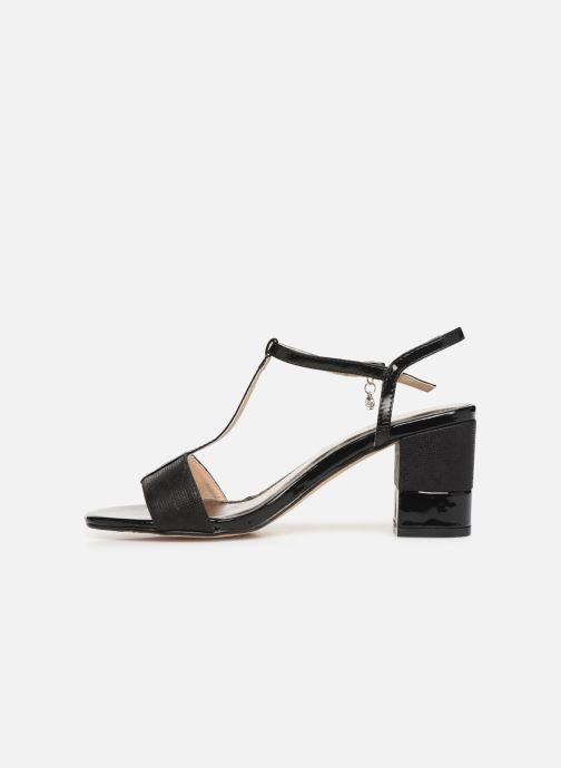 Sandals Xti 30681 Black front view