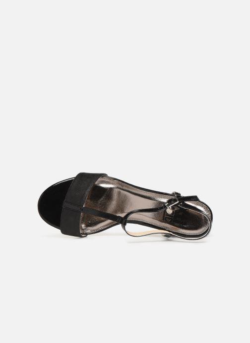 Sandales et nu-pieds Xti 30681 Noir vue gauche