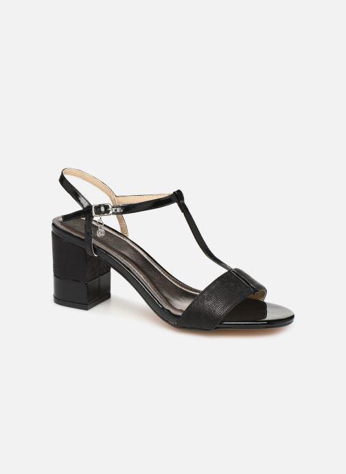 Sandals Xti 30681 Black detailed view/ Pair view