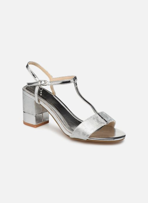 Sandals Xti 30681 Silver detailed view/ Pair view