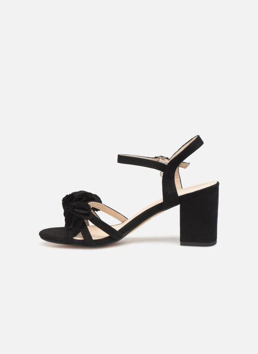 Sandales et nu-pieds Xti 30714 Noir vue face