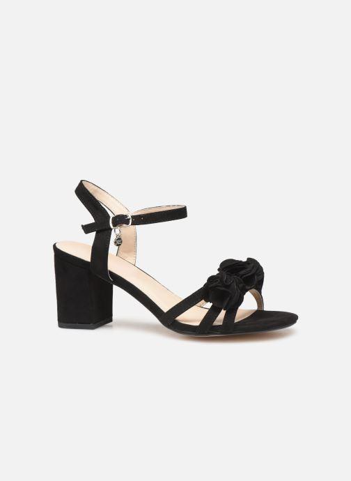 Sandales et nu-pieds Xti 30714 Noir vue derrière