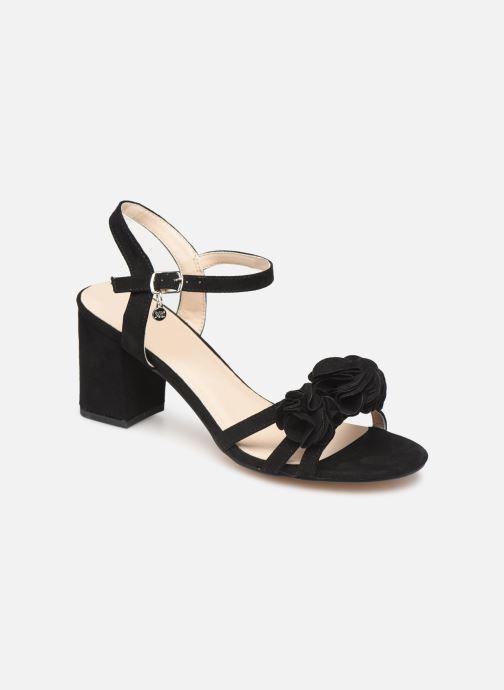 Sandals Xti 30714 Black detailed view/ Pair view