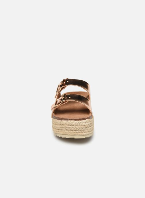 Mules & clogs Xti 33796 Bronze and Gold model view