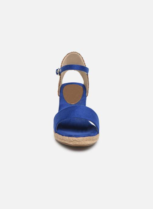 Espadrilles Xti 33815 Bleu vue portées chaussures