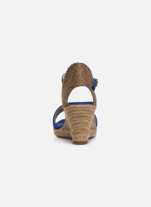 Espadrilles Xti 33815 Blue view from the right