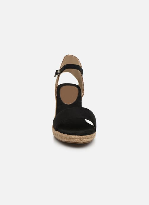 Espadrilles Xti 33815 Noir vue portées chaussures