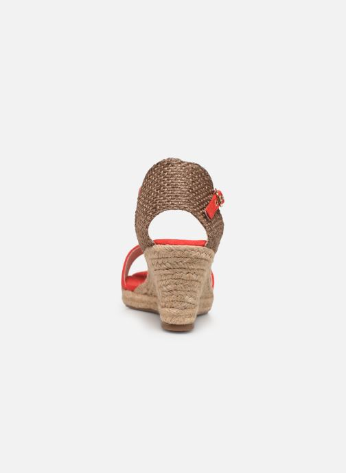 Espadrilles Xti 33815 Red view from the right