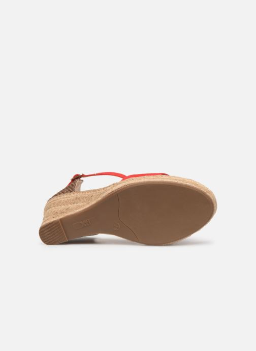Espadrilles Xti 33815 Red view from above