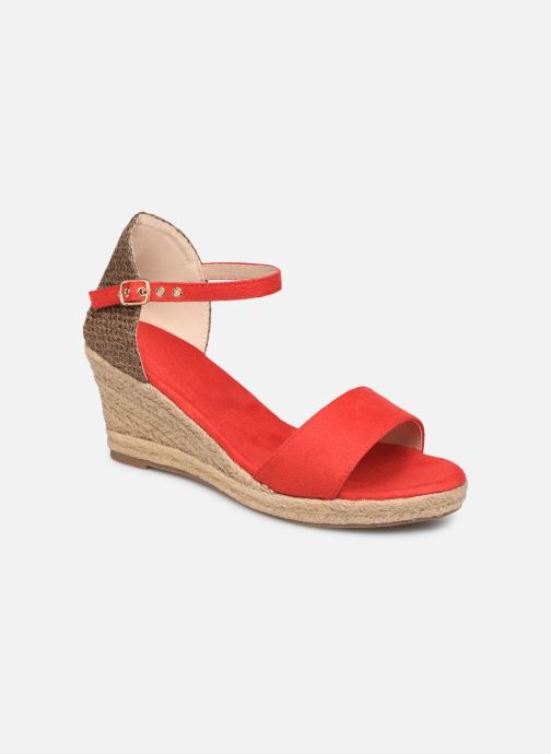 Espadrilles Xti 33815 Red detailed view/ Pair view