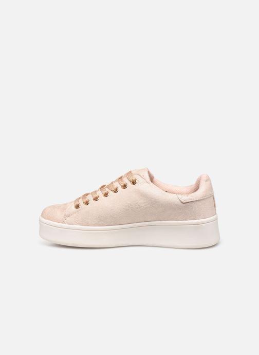 Sneakers Xti 47744 Roze voorkant
