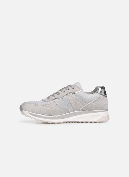 Trainers Xti 47792 Silver front view