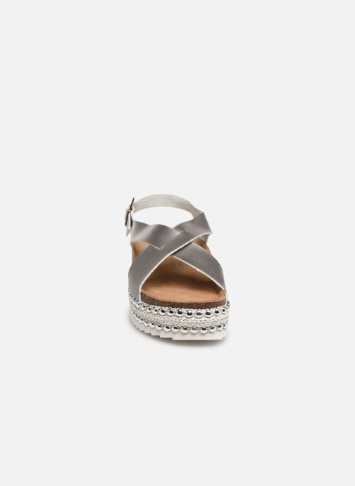 Sandals Xti 47896 Silver model view