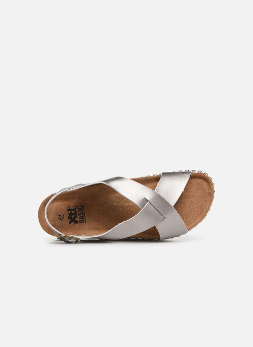 Sandales et nu-pieds Xti 47896 Argent vue gauche