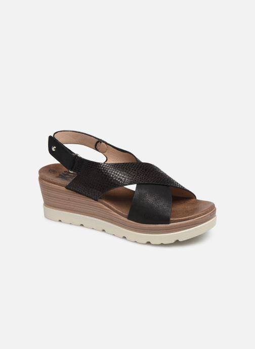 Sandales et nu-pieds Xti 47938 Noir vue détail/paire