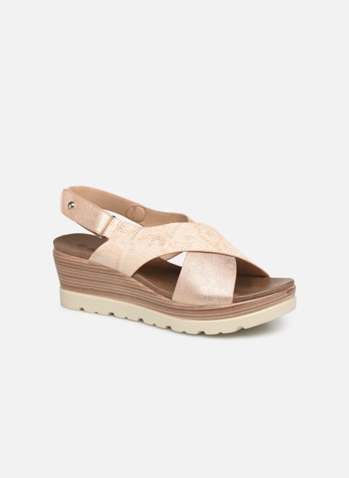 Sandals Xti 47938 Pink detailed view/ Pair view