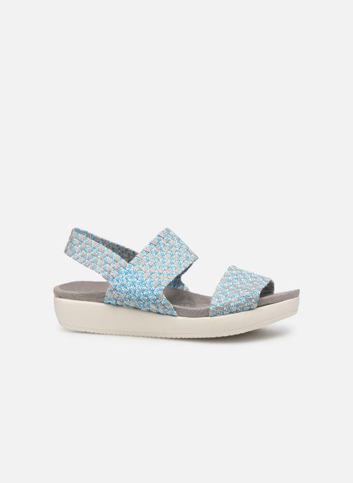 Sandales et nu-pieds Xti 48087 Bleu vue derrière