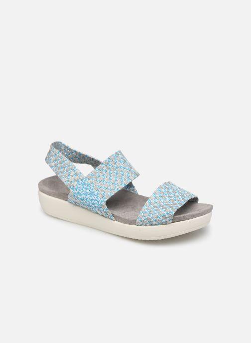 Sandales et nu-pieds Xti 48087 Bleu vue détail/paire