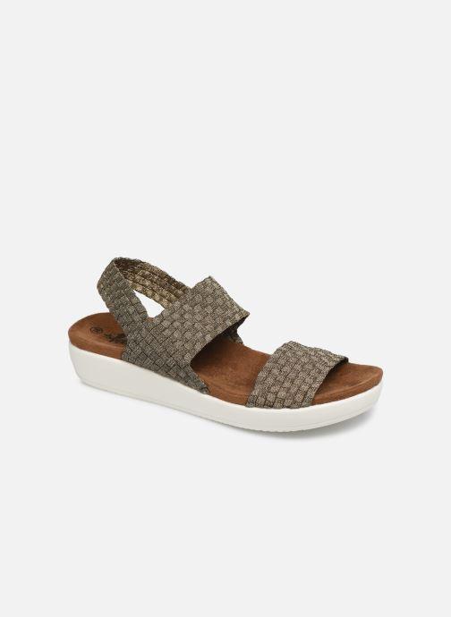 Sandales et nu-pieds Xti 48087 Marron vue détail/paire