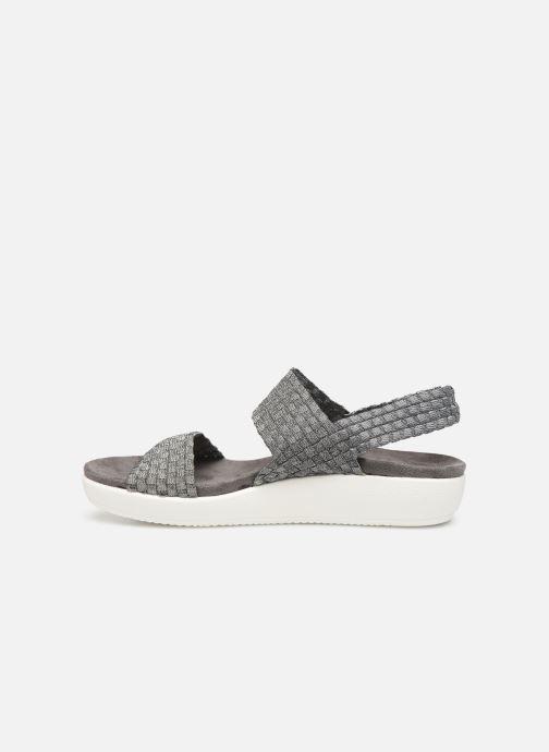 Sandales et nu-pieds Xti 48087 Gris vue face