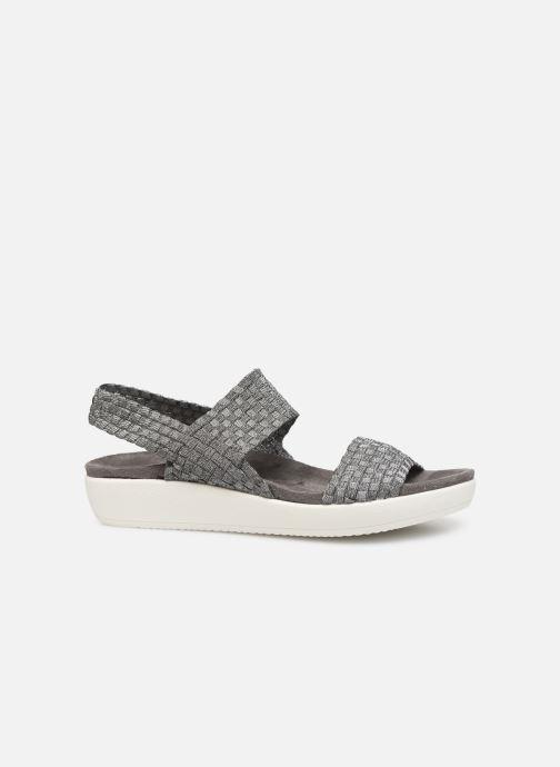 Sandales et nu-pieds Xti 48087 Gris vue derrière