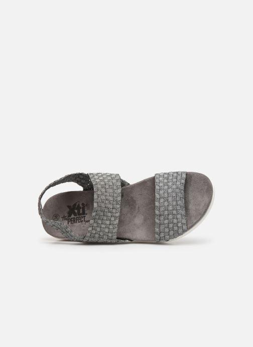 Sandales et nu-pieds Xti 48087 Gris vue gauche
