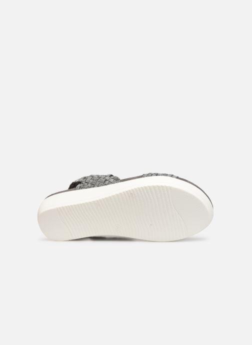 Sandales et nu-pieds Xti 48087 Gris vue haut