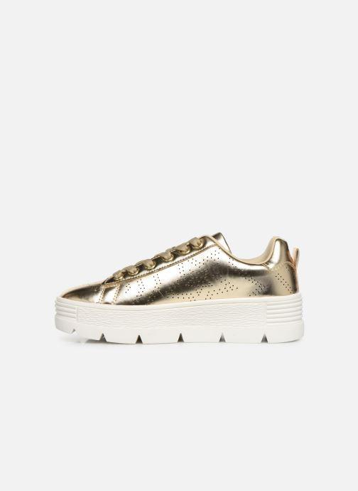 Sneakers Xti 48101 Goud en brons voorkant