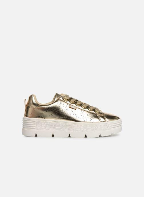 Sneakers Xti 48101 Goud en brons achterkant