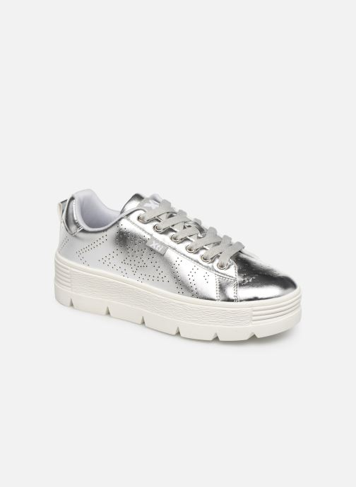 Trainers Xti 48101 Silver detailed view/ Pair view