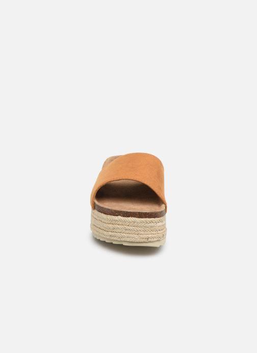 Espadrilles Xti 48120 Marron vue portées chaussures