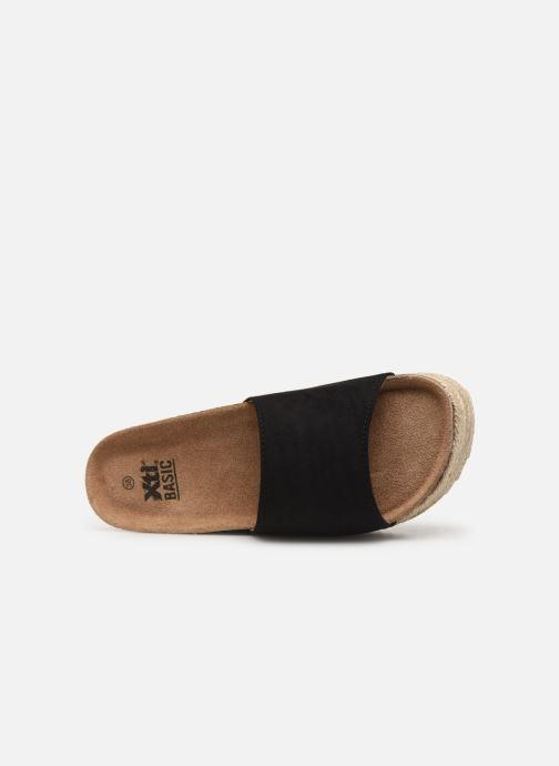 Espadrilles Xti 48120 Black view from the left