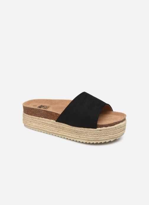 Espadrilles Xti 48120 Black detailed view/ Pair view