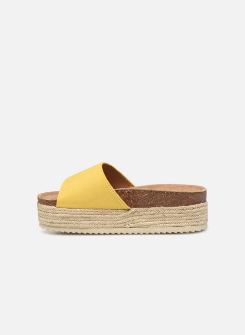 Espadrilles Xti 48120 Yellow front view