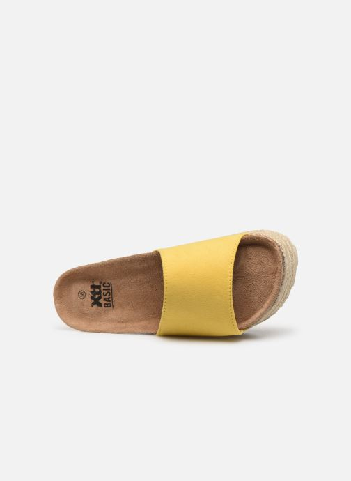 Espadrilles Xti 48120 Yellow view from the left
