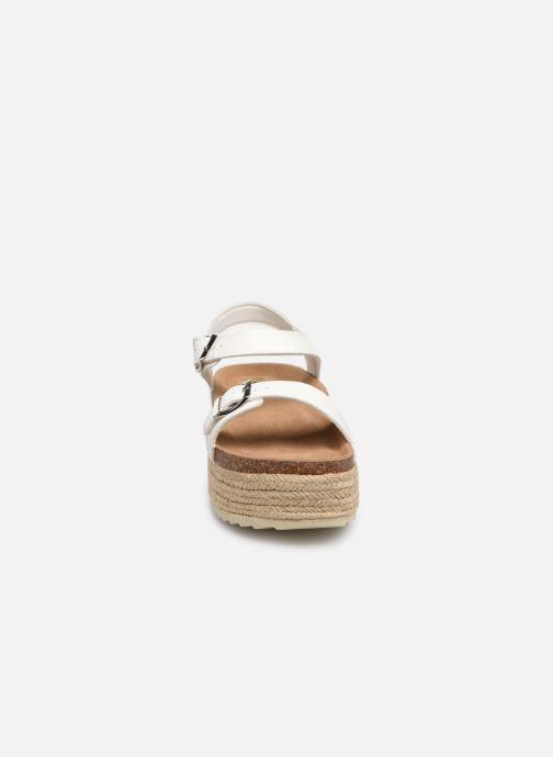 Scarpe di corda Xti 48121 Bianco modello indossato