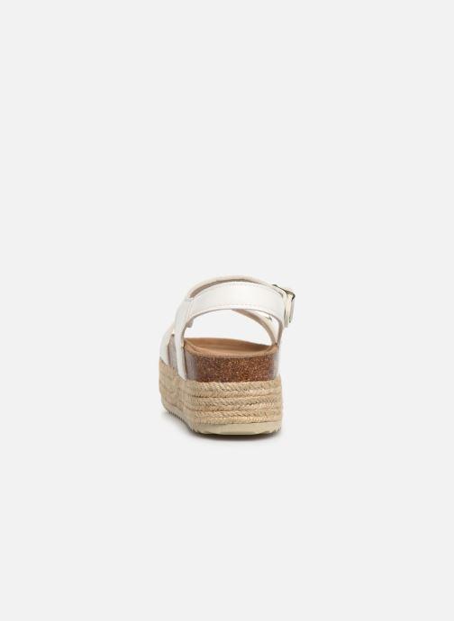 Scarpe di corda Xti 48121 Bianco immagine destra