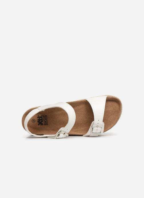 Scarpe di corda Xti 48121 Bianco immagine sinistra