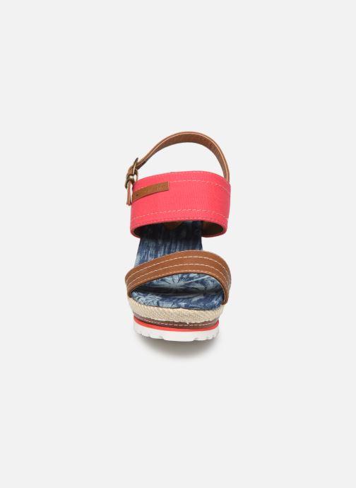 Espadrilles Xti 63567 Multicolore vue portées chaussures