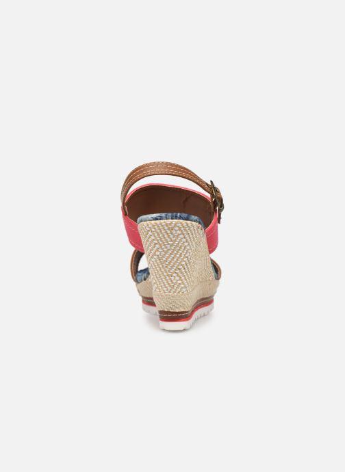 Espadrilles Xti 63567 Multicolore vue droite