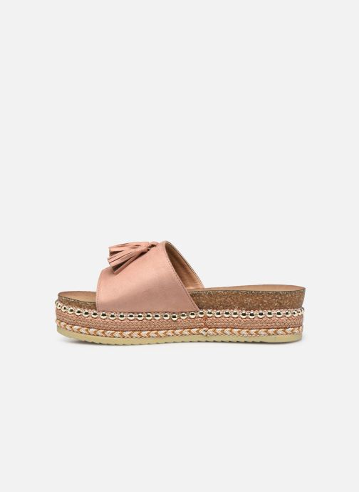 Espadrilles Xti 64348 Pink front view