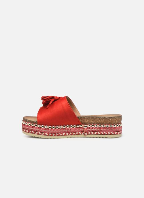 Espadrilles Xti 64348 Red front view