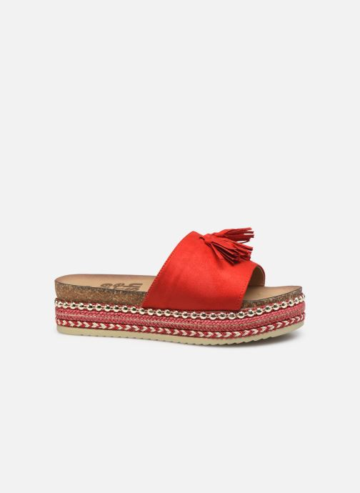 Espadrilles Xti 64348 Red back view