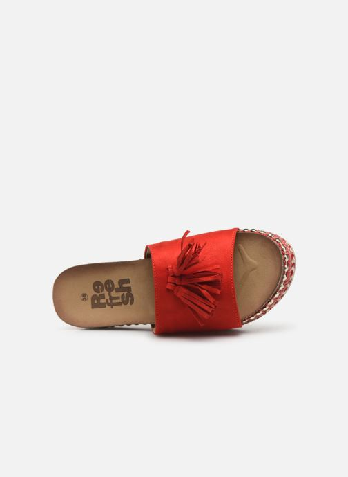 Espadrilles Xti 64348 Red view from the left
